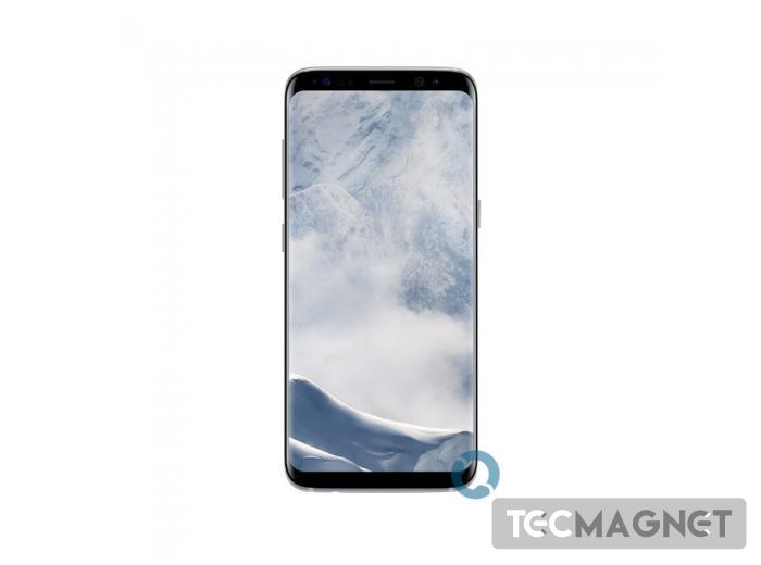 SAMSUNG GALAXY S8 G950 64GB/4GB ARTIC SILVER   1   Tecmagnet