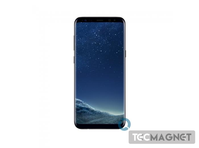 SAMSUNG GALAXY S8 PLUS G955 64GB/4GB MIDNIGHT BLACK | 1 | Tecmagnet