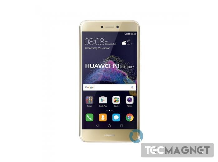 HUAWEI P8 LITE 2017 PRA-LX1 16GB/3GB DUAL SIM DOURADO | 1 | Tecmagnet