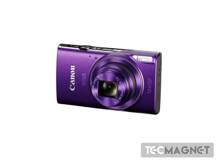 IXUS 285 HS Purple - CMOS de 20,2 Megapi | 1 | Tecmagnet