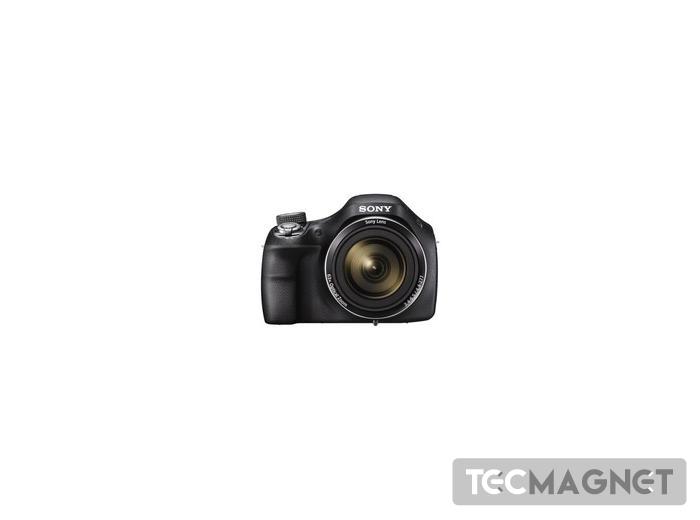 Cyber-shot H400 Preto. CCD. Sensor de 2   1   Tecmagnet