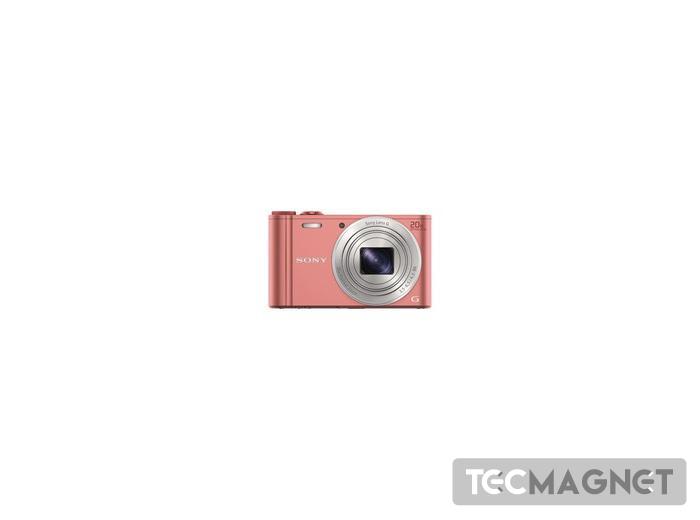 Cyber-shot WX350 Rosa - XMOR. 18.2 MP.20 | 1 | Tecmagnet