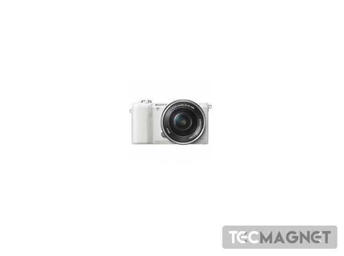 ILCE5100 - Sensor APS-C - Corpo + lente | 1 | Tecmagnet
