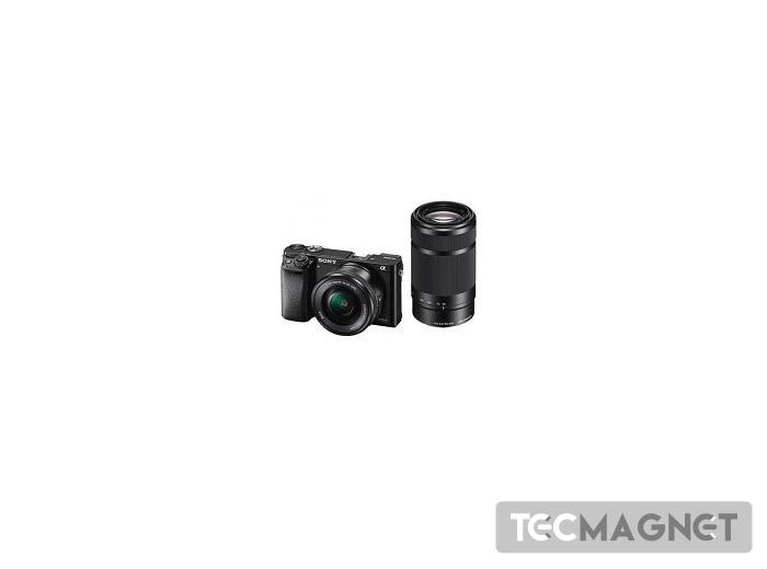 ILCE-a6000 - Sensor APS-C de 24,1 MP, pr | 1 | Tecmagnet