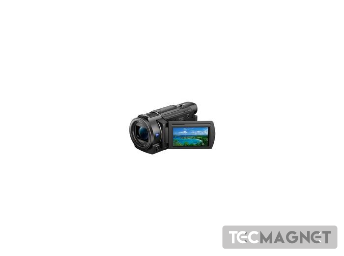 Handycam AX33 - Gravação 4K Ultra HD (38 | 1 | Tecmagnet