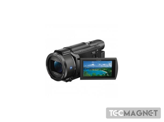 Handycam 4K AX53 para gravação 4K Ultra | 1 | Tecmagnet
