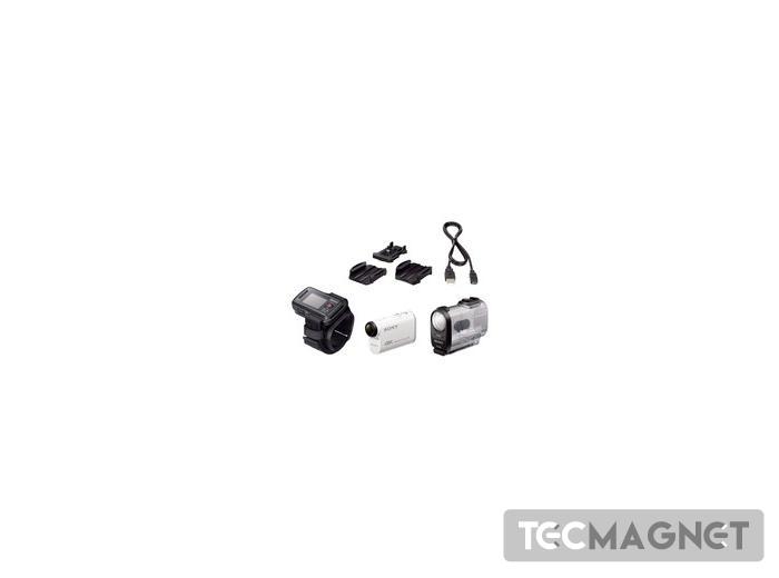 Action Cam X1000VR 4K Estrutura + kit de | 1 | Tecmagnet