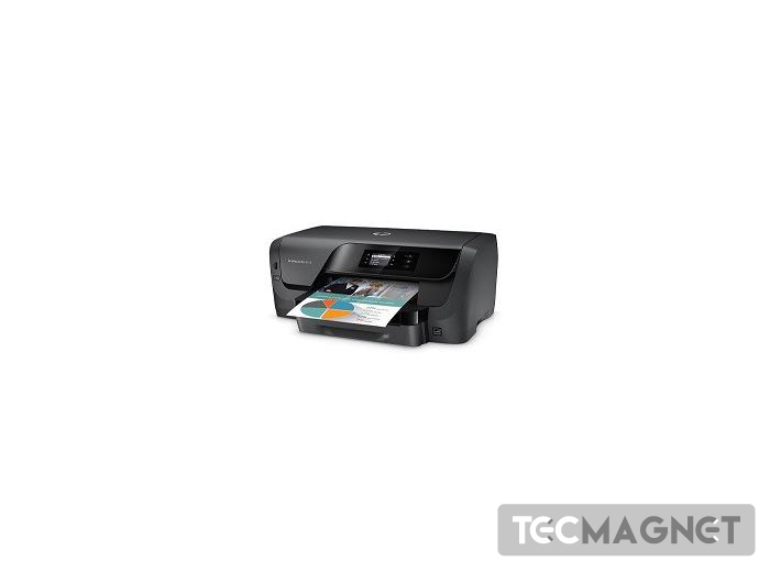 Guide Printing HP Officejet Pro 8210 | 1 | Tecmagnet